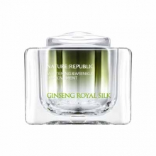NATURE REPUBLIC Ginseng Royal Silk Watery Cream 60ml, NATURE REPUBLIC