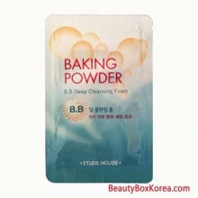 [mini] ETUDE HOUSE Baking Powder BB Deep Cleansing Foam 4ml*10ea, ETUDE HOUSE