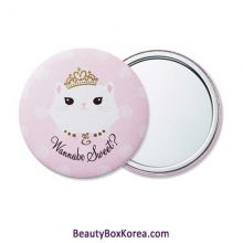 ETUDE HOUSE My Beauty Tool Lovely Etti Hand Mirror 1ea, ETUDE HOUSE