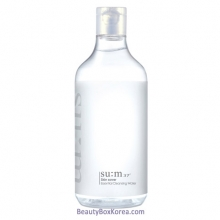 SU:M37 Skin Saver Essential Cleansing Water 400ml,Su:m37