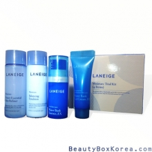[mini] LANEIGE Moisture Trial Kit 4 item, LANEIGE