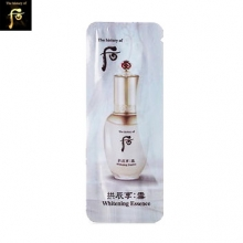 [mini] THE HISTORY OF WHOO Gongjinhyang Seol Whitening Essence 1ml *10ea, THE HISTORY OF WHOO