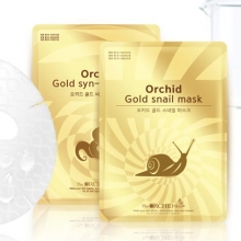 THE ORCHID SKIN Orchid Gold Snail Mask 25ml, THE ORCHID SKIN