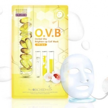 THE ORCHID SKIN Orchid Vita Brighten-up Cell Mask 25ml, THE ORCHID SKIN