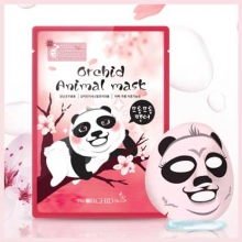 THE ORCHID SKIN Orchid Animal Mask -Panda 25ml, THE ORCHID SKIN