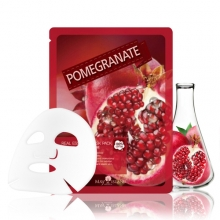 MAY ISLAND Real Essense Pomegranate Mask Pack 25ml, MAYISLAND