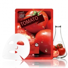 MAY ISLAND Real Essense Tomato Mask Pack 25ml, MAYISLAND
