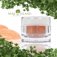 MAY ISLAND WHITENING CAPSULE ILLUMINATING PEARL CREAM 50g, MAYISLAND