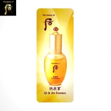 [mini]THE HISTORY OF WHOO Gongjinhyang Qi & Jin Essence 1ml * 10ea, THE HISTORY OF WHOO