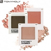 TONYMOLY Eyetone Single Shadow (Shimmer) 1.4g~1.7g, TONYMOLY