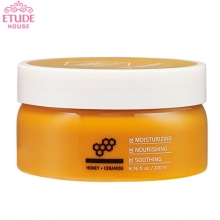 ETUDE HOUSE Honey Cera Firming Body Cream 200ml, ETUDE HOUSE