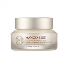 THE FACE SHOP Mango Seed Silk Moisturizing Eye Cream 30ml, THE FACE SHOP