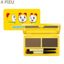 A'PIEU Shaping Brow Kit [Doraemon Edition] 2.5g*2 [Limited], A'Pieu