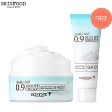 SKINFOOD 0.9 Moist Cream 110ml [Free Gift - SKINFOOD 0.9 Moist Essence 15ml], Skinfood