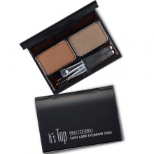 IT'S SKIN It's Top Professional Easy Look Eyebrow Cake 2g+2g,IT'S SKIN,Beauty Box Korea