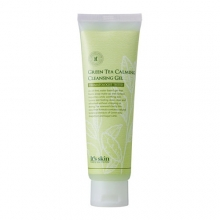IT'S SKIN Green Tea Calming Cleansing Gel 150ml,IT'S SKIN,Beauty Box Korea