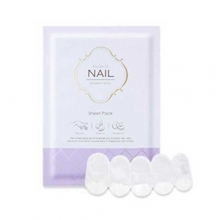 IT'S SKIN Salon De Nail Sheet Pack 1EA (5sheet), IT'S SKIN