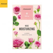 MAMONDE Flower Essential Mask sheet 20ml, MAMONDE
