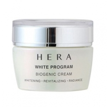 HERA White Program Biogenic Cream 50ml, HERA