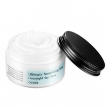 COSRX Ultimate Nourishing Rice Overnight Spa Mask 50g [NEW], COSRX