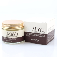 SECRET KEY Mayu Healing Facial Cream 70g, SECRET KEY
