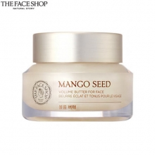 THE FACE SHOP Mango Seed Volume Butter For Face 50ml, THE FACE SHOP