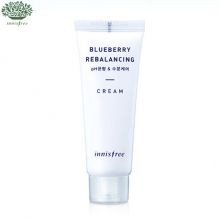 INNISFREE Blueberry Rebalancing Cream 50ml, INNISFREE