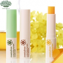 INNISFREE CANOLA HONEY LIP BALM 3.5g, INNISFREE