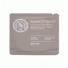 [mini] THE FACE SHOP Mango Seed Volume Butter For Face 1.5ml*10ea, THE FACE SHOP