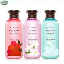 INNISFREE My Body Body Lotion 300ml, INNISFREE