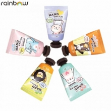 RAINBOW Sense Of Care Hand Cream 35g [SOC Hand Cream-Rose, Lavender, Olive, Sakura, Carrot], RAINBOW
