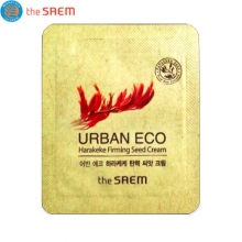 [mini] THE SAEM Urban Eco Harakeke Firming Seed Cream 1ml*10ea, THE SAEM