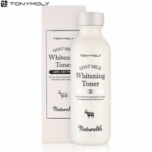 TONYMOLY Naturalth Goat Milk Whitening Toner 150ml, TONYMOLY