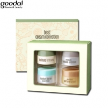 [mini] GOODAL Best Cream Collection Kit (4 items), GOODAL