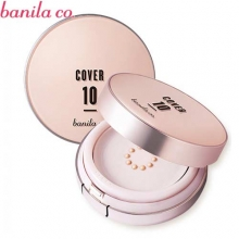 BANILA CO. Cover10 Perfect Cushion 15g*2 [One full pack + One refill], BANILA CO.