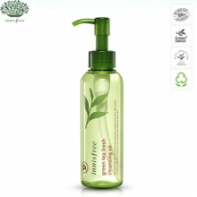 INNISFREE Green Tea Fresh Cleansing Oil 150ml, INNISFREE