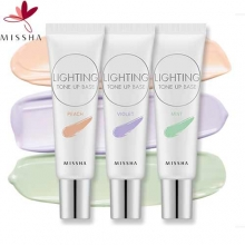 MISSHA Lighting Tone Up Base SPF30 PA++ 20ml, MISSHA