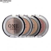 SKINFOOD One For Eye [Shadow 1.8g + Eye Gel 3g], Skinfood
