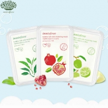 INNISFREE bubble Talk Talk Modeling Mask 40g+15g [Online Exclusive], INNISFREE