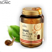 SCINIC Snail All In One Ampoule 250ml, SCINIC