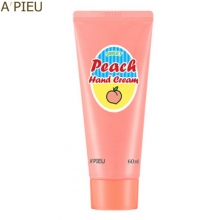 A'PIEU Sweet Peach Hand Cream 60ml, A'Pieu