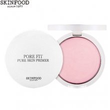 SKINFOOD Pore Fit Pure Skin Primer SPF50+ PA+++ 10g,Beauty Box Korea