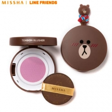 MISSHA Tension Blusher 8g [Line Friends  Limited Edition], MISSHA