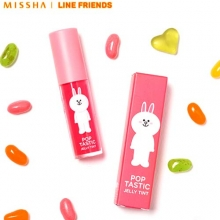 MISSHA POP Tastic Jelly Tint [Line Friends Limited Edition], MISSHA