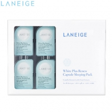LANEIGE White Plus Renew Capsule Sleeping Pack 3ml*16ea, LANEIGE