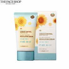THE FACE SHOP Natural Sun Eco Sebum Control Moisture Sun SPF 40 PA+++ 50ml, THE FACE SHOP