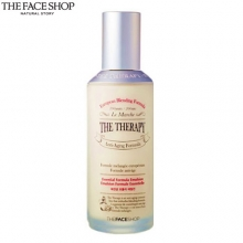THE FACE SHOP The Therapy Essential Formula Emulsion 130ml, THE FACE SHOP