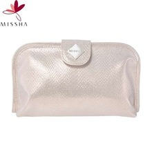 MISSHA White Gold Pearl Double Pocket Pouch 1p, MISSHA
