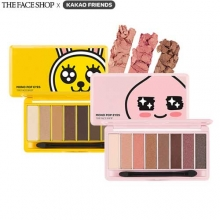 THE FACE SHOP X KAKAO FRIENDS Mono Pop Eyes 9.5g 8colors, THE FACE SHOP