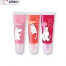CODE GLOKOLOR X MOOMIN 2nd Edition M.Tinted Shine Lip Balm 10ml, CODE GLOKOLOR